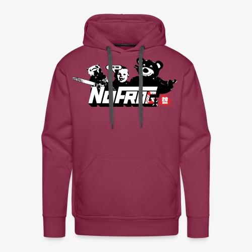 NoFrag - Spécial 20 Ans : PB, Mofo & The Kid - Sweat-shirt à capuche Premium pour hommes
