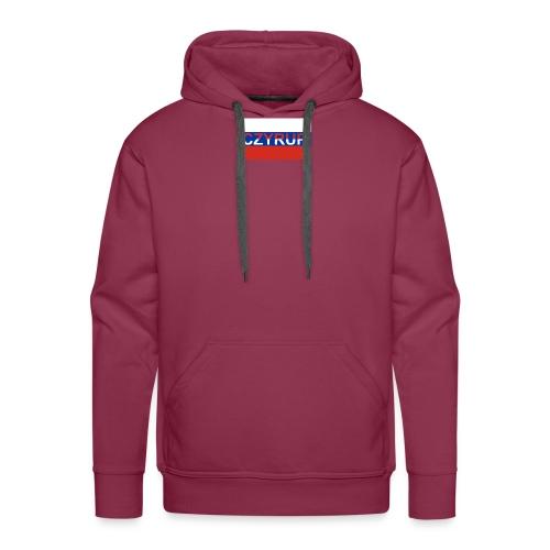 czyrup russia png - Men's Premium Hoodie