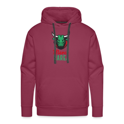 Merci BAREA - Sweat-shirt à capuche Premium pour hommes