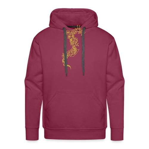Serpent - Mannen Premium hoodie
