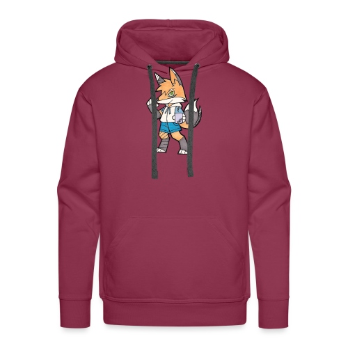 Tshirt3 png - Männer Premium Hoodie