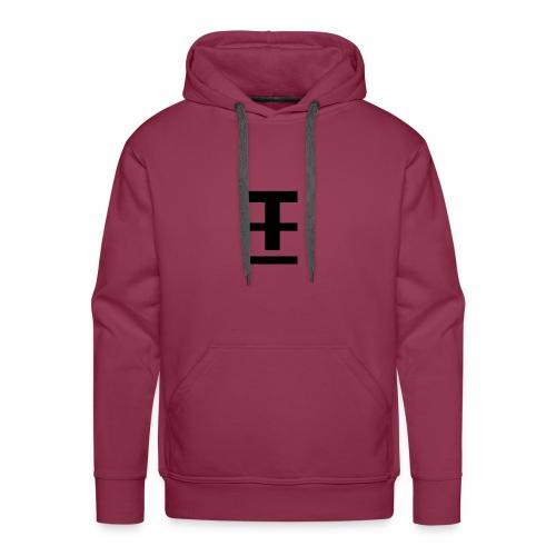 Thinos Collection Noir1 - Sweat-shirt à capuche Premium pour hommes