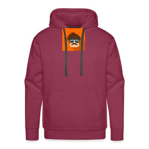 PlatinumCurlz Productions Shirt - Men's Premium Hoodie