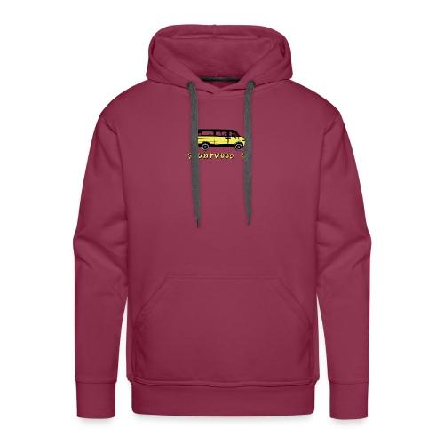 Yellow Van - Männer Premium Hoodie