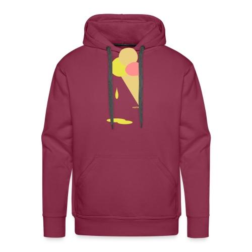 ijsje - Mannen Premium hoodie