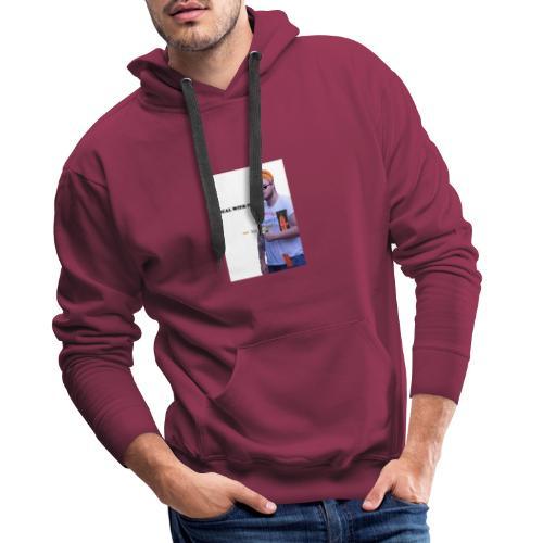 DealWithItJugg - Herre Premium hættetrøje