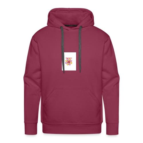 20181025 164414 - Sweat-shirt à capuche Premium pour hommes