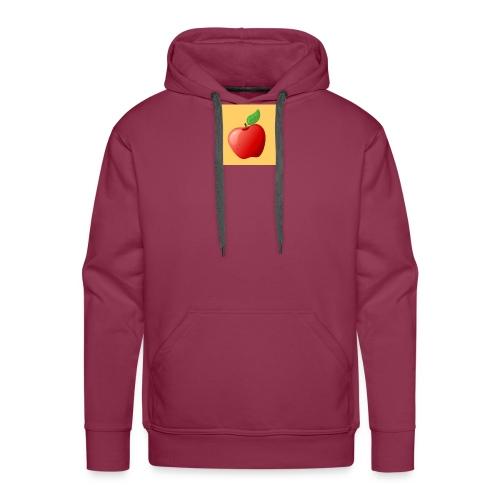 Der Sünden Apfel - Männer Premium Hoodie