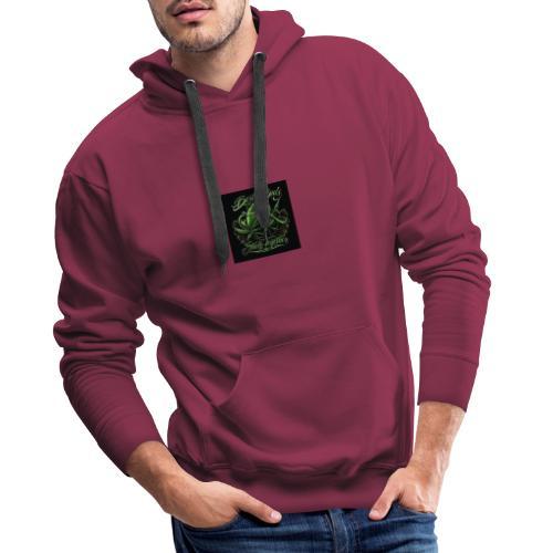 Best buds - Sweat-shirt à capuche Premium pour hommes