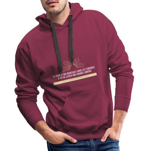 Classique - Sweat-shirt à capuche Premium pour hommes