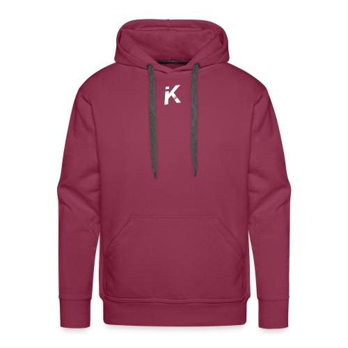 Sweat Violet - KURSH - Sweat-shirt à capuche Premium pour hommes