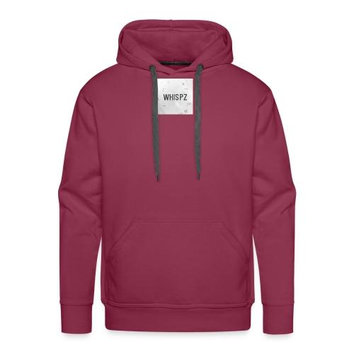 DyZe_WhispZ RED Shirt - Men's Premium Hoodie