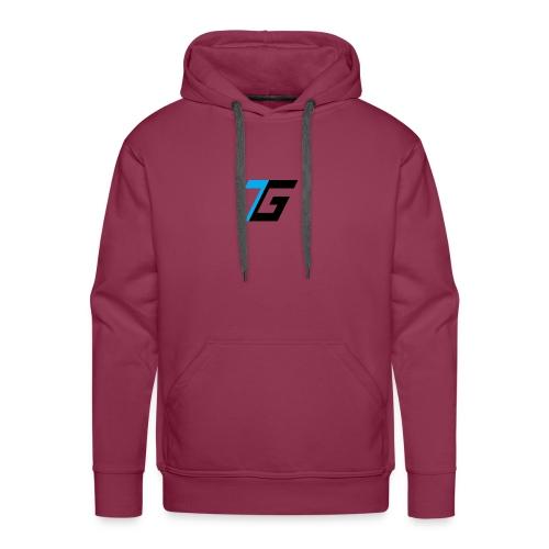 tg logo - Men's Premium Hoodie