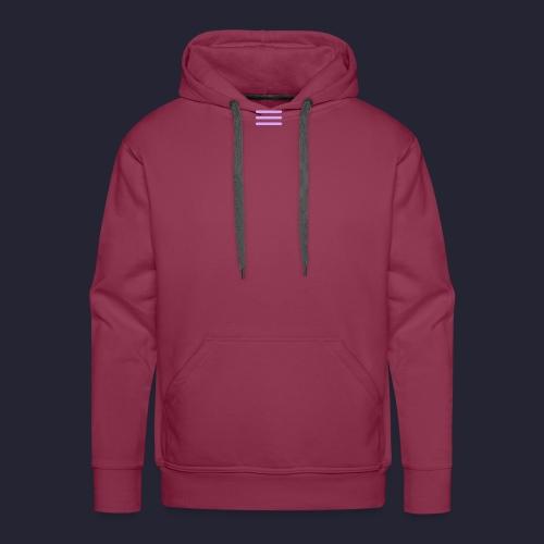 bouton - Sweat-shirt à capuche Premium pour hommes