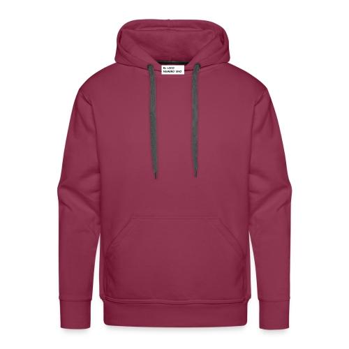 EL LOCO - Sweat-shirt à capuche Premium pour hommes