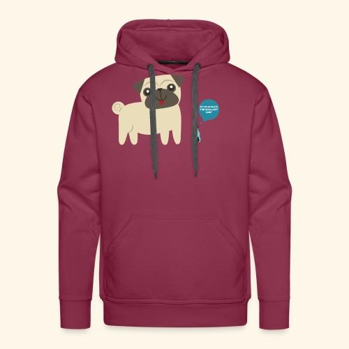 Mr.M THE SMALLEST ONE - Mannen Premium hoodie