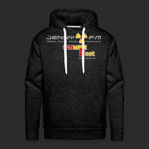 jennyultimatebeat - Männer Premium Hoodie