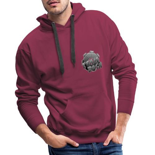 TeamBasH clan Logo - Männer Premium Hoodie
