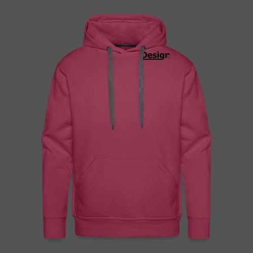 bdesign_logo - Männer Premium Hoodie