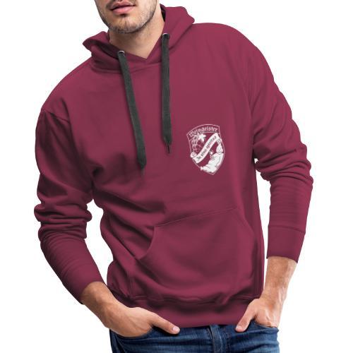 Weingeister Logo - Männer Premium Hoodie
