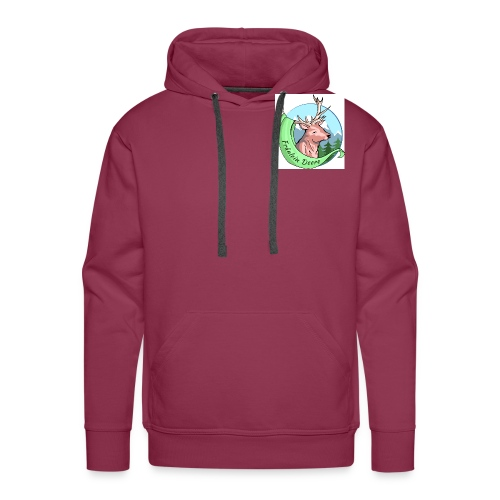 RZ_Logo_fuer_Druck - Männer Premium Hoodie