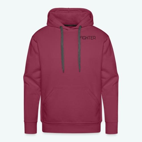Fighter - Mannen Premium hoodie