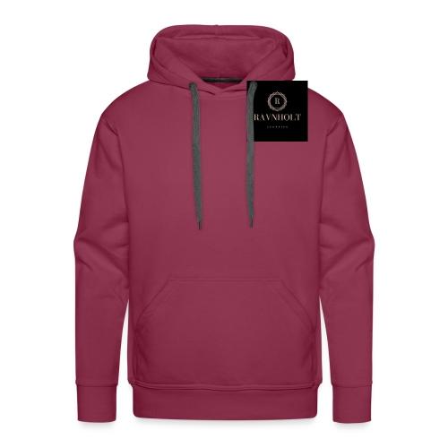Ravnholt Shopping Logo - Men's Premium Hoodie