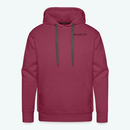 Brandstof - Mannen Premium hoodie