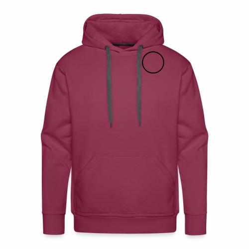 circle - Herre Premium hættetrøje