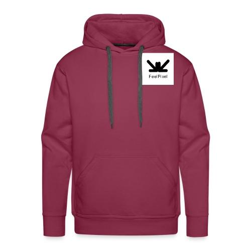 FeelPixel - Männer Premium Hoodie