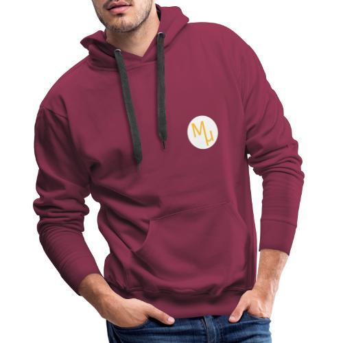 MU DESIGN - Sweat-shirt à capuche Premium pour hommes