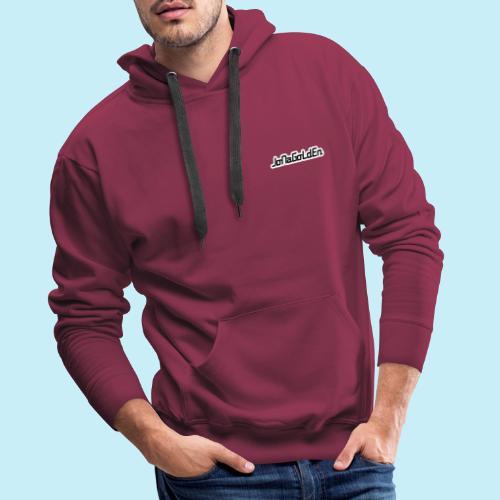 Jonagolden - Sweat-shirt à capuche Premium pour hommes