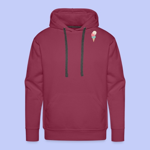 Cute Icecreams - Men's Premium Hoodie