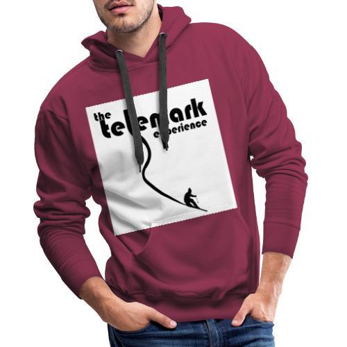 Telemark eXperience - Männer Premium Hoodie