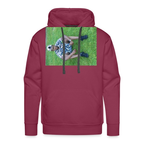 F.lass - Mannen Premium hoodie