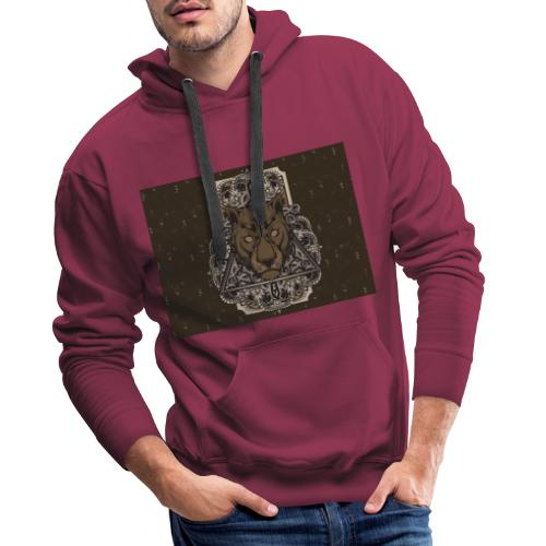 Panther shirt - Männer Premium Hoodie
