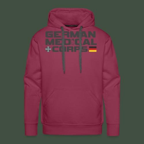 Germany Medical Corps - Männer Premium Hoodie