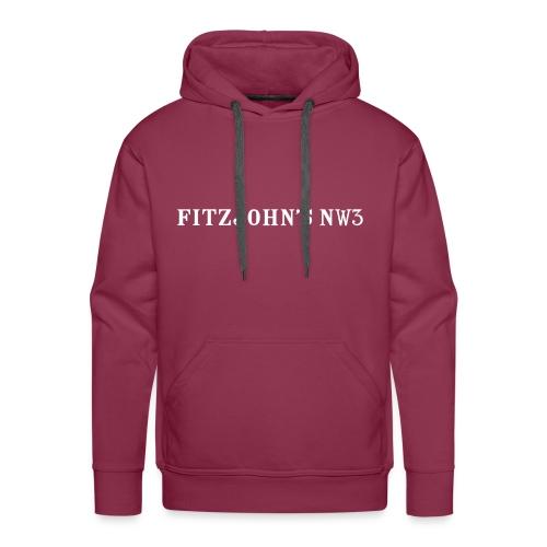 Fitzjohn's NW3 - Men's Premium Hoodie