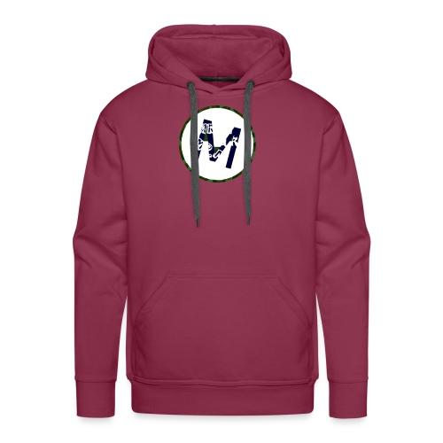 Mr.M cammologo3 - Men's Premium Hoodie