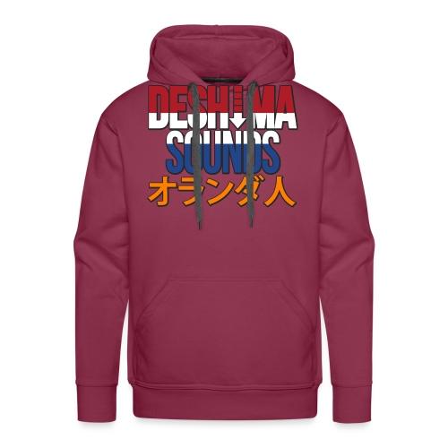 Dutch - Mannen Premium hoodie