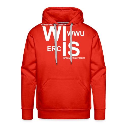 WI Logo - Männer Premium Hoodie