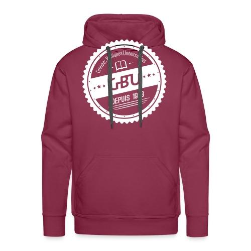 Blason-GBU_FINAL - Sweat-shirt à capuche Premium pour hommes