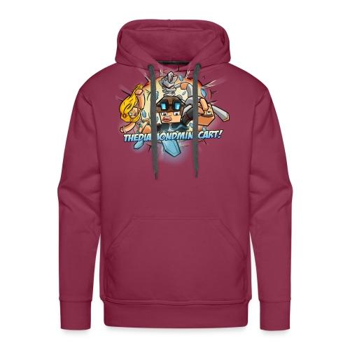 tdmshirt4new - Men's Premium Hoodie