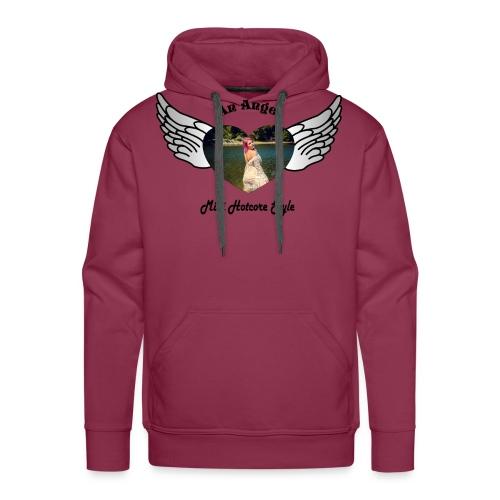 An Angel bunt - Männer Premium Hoodie