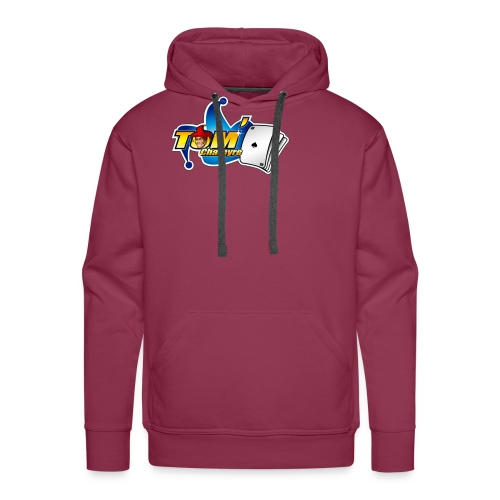 thomas chareyre mascotte - Sweat-shirt à capuche Premium pour hommes