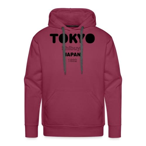 Tokyo JAPAN - Sweat-shirt à capuche Premium pour hommes