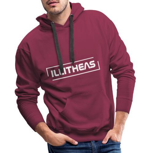 illitheas (White) - Men's Premium Hoodie