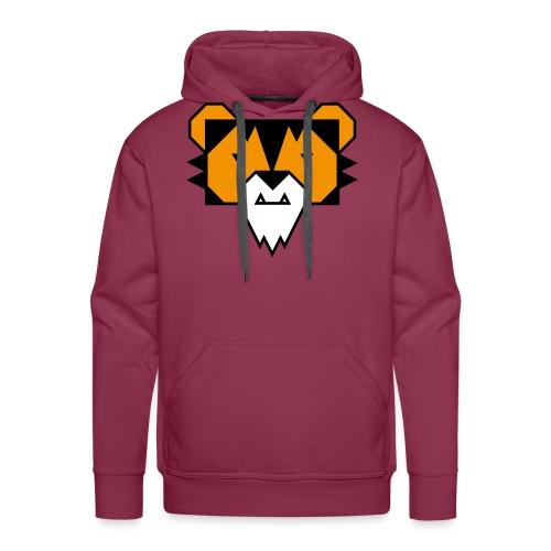 Teegre original - Sweat-shirt à capuche Premium pour hommes