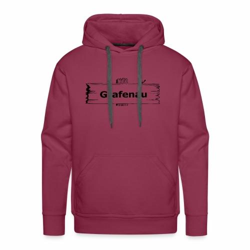 Grafenau1 - Männer Premium Hoodie