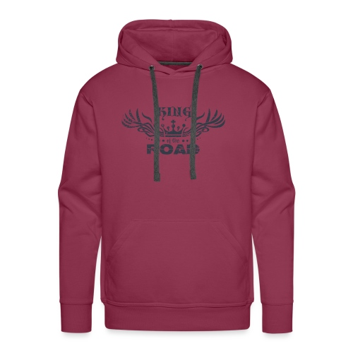 King of the road dark - Mannen Premium hoodie